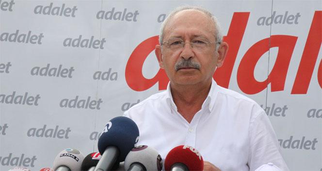 Kılıçdaroğlundan 15 Temmuz darbe girişimi açıklaması