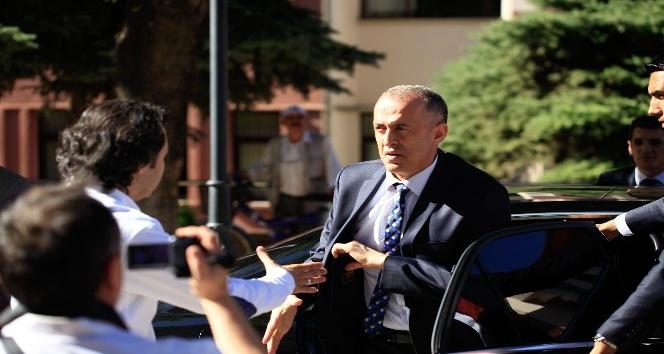 Çankırı Valisi Aktaş görevine başladı