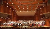 ABD'de Letonya müzik festivali kutlamaları