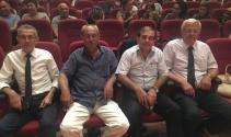 Kayseri'de Kafkas Halk Dansları Topluluğu Rüzgarı Esti