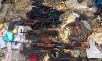 Mardin'de terör örgütü PKK'ya ağır darbe
