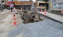 Gaziosmanpaşa'da altyapı baştan aşağı yenileniyor