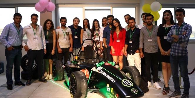 Çukurova Üniversitesi'nden 21 öğrenci elektrikli araba üretti