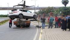 Rizede trafik kazası: 4 yaralı