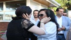 Hayranı Türkan Şoray için gözyaşlarına boğuldu
