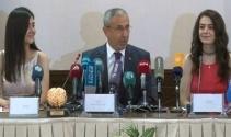 BAU'yu derecelikle bitiren Azerbaycanlı kardeşlere Bakü'de büyük ilgi