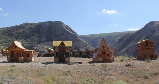 Türkiyenin ilk çocuk köyü