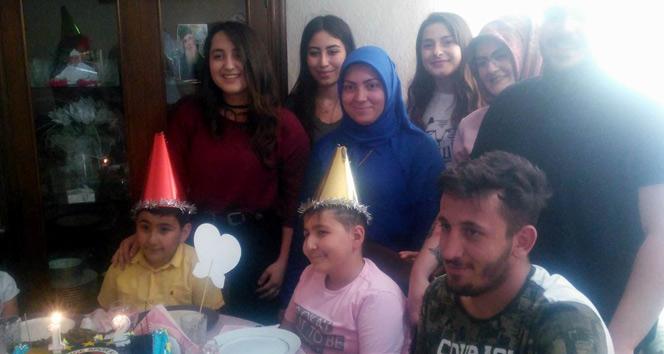 Haluk Levent lösemi hastası Yasini unutmadı