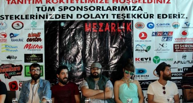 Nihal Candan ve Minik, yeni filmlerini tanıttılar