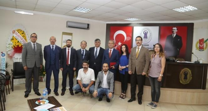 Nevşehir Gazeteciler Cemiyetinde görev dağılımı yapıldı