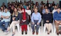Gebze'de stajyer öğrencilere eğitim verildi