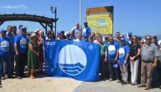Altınovaya Mavi Bayrak asıldı