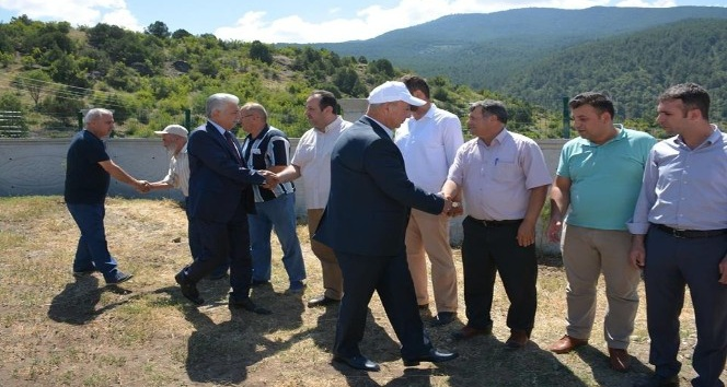 15 Temmuz Demokrasi ve Milli Birlik Günü etkinlikleri Ilgazda başladı.