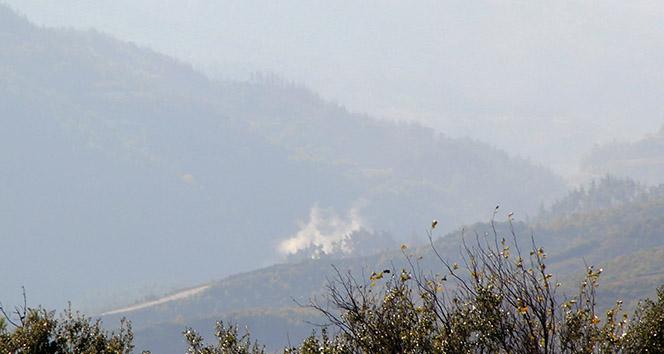 Esed güçleri Türkmen Dağını vurdu: 10 şehit, 3 yaralı