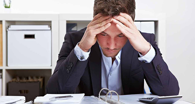 İş stresi deyip geçmeyin!