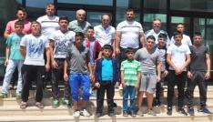 Altınovalı güreşçiler Kırkpınarda iddialı