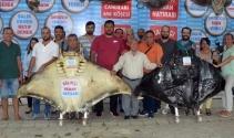 Balıkçı Kenan'dan Recep Kara'ya balık ziyafeti