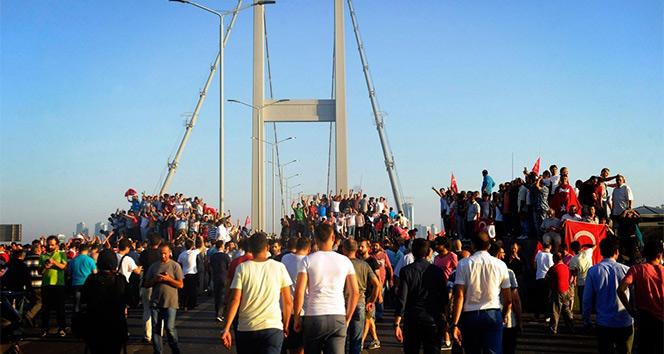 Başkan Demircan, '15 Temmuz Şehitler Köprüsü duruşmalarının takipçisiyiz'