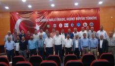 Teke: 15 Temmuzda Türkiye, en zor demokrasi sınavını başarıyla verdi