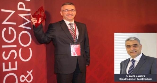 İhlas Ev Aletlerine Avrupadan bir ödül daha