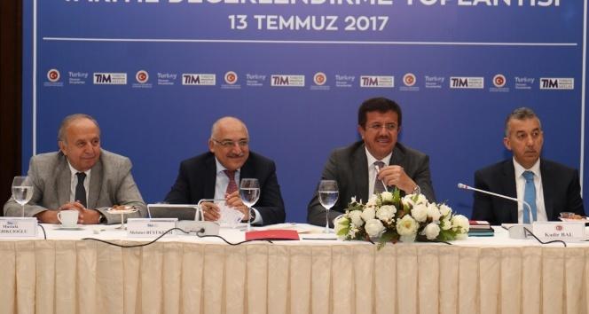 """Zeybekci: """"Temmuz ayında ihracat tarihimizin en önemli büyümesini yakalayacağız"""""""