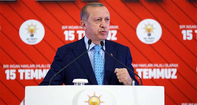 Erdoğan sert çıktı: Devlet mi besleyecek bunları