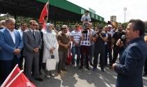 Tuzla'nın Demokrasi Şehitleri ve Gazileri, Çatışmaların Yaşandığı Orhanlı Gişeleri'nde Anıldı