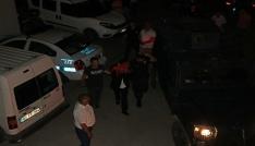 Osmaniye Belediye Başkanının yakın korumasına yapılan silahlı saldırının failleri yakalandı