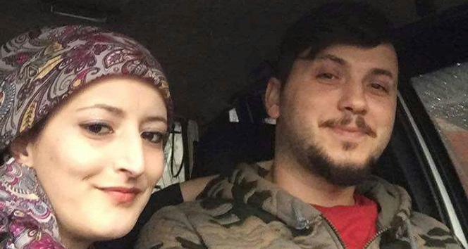 Genç çift kazada öldü
