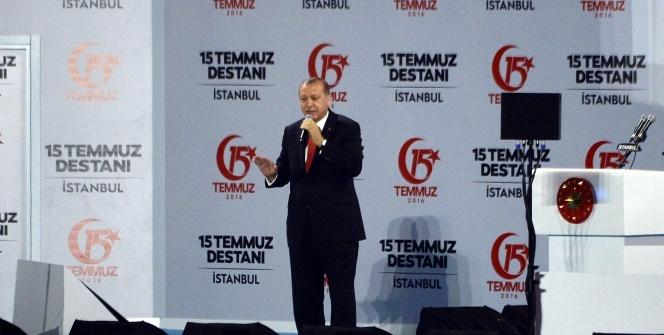 Cumhurbaşkanı Erdoğan: Bu hainlerin kafasını koparacağız