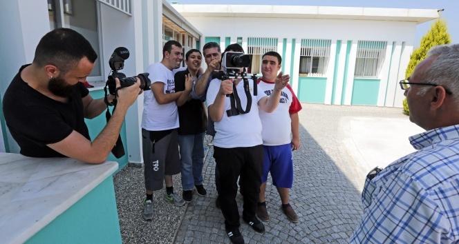 Otizmli lise öğrencilerinden kısa film