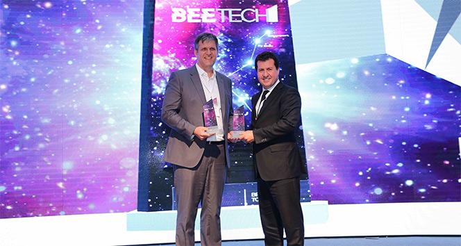 Vodafoneun inovasyon şirketine 2 ödül