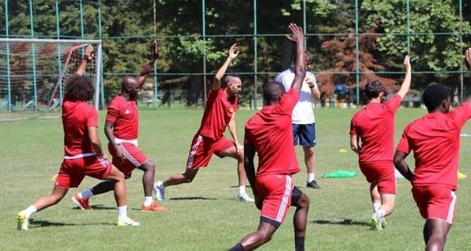 Evkur Yeni Malatyaspor, 3 hazırlık maçı oynayacak