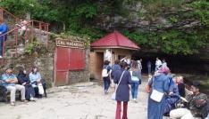 Dünyanın en uzun ikinci mağarasına ziyaretçi akını