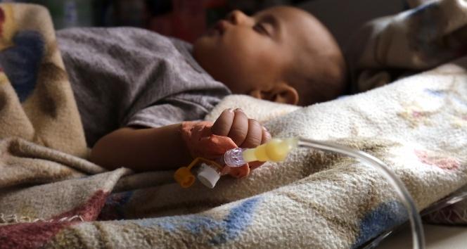 Yemende koleradan ölenlerin sayısı bin 784e yükseldi