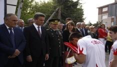 Atatürkün Boluya gelişinin 83üncü yılı kutlandı