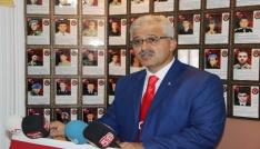 Şehit ailelerinden Mimarlar Odası başkanının görevden alınmasına tepki
