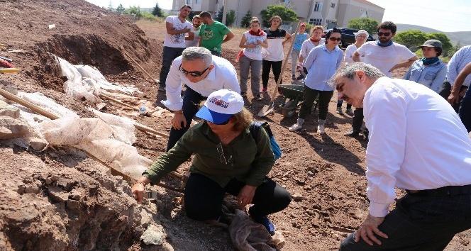 Çankırı Çorak Yerler Kazısı