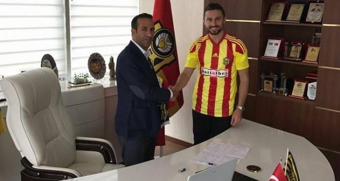 Kaan Kanak, Evkur Yeni Malatyasporda