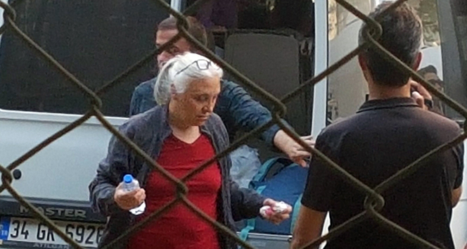 Büyükadada gözaltına alınan şüphelilere tutuklama istemi