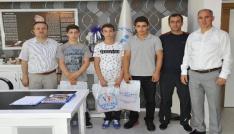 Genç halterciler, Rizede yapılacak olan Türkiye şampiyonası öncesinde altın sözü verdiler