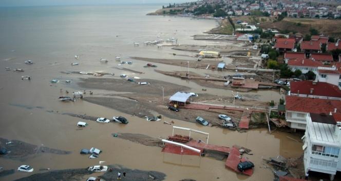 İstanbulda en son büyük sel felaketi 2009 yılında yaşanmıştı