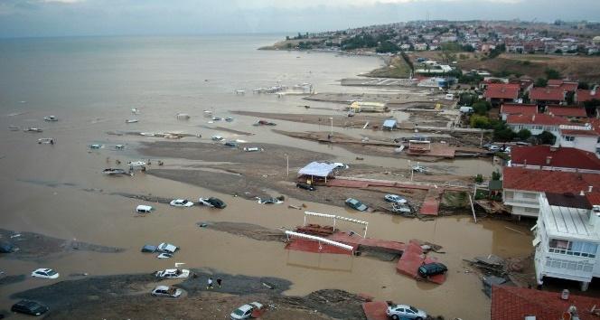 İstanbul'da en son büyük sel felaketi 2009 yılında yaşanmıştı