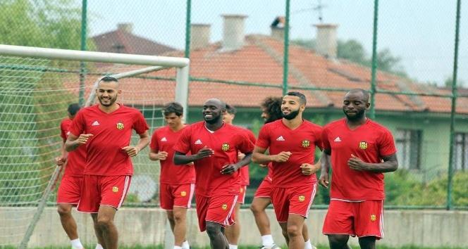 Evkur Yeni Malatyaspor'da 2. etap kamp çalışmaları başladı