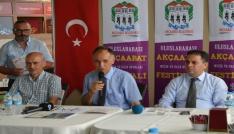 """""""Uluslararası Akçaabat Müzik ve Halk Oyunları Festivali""""  start alıyor"""