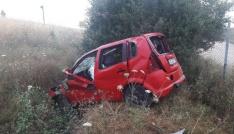 Boluda trafik kazasında 2 kişi öldü