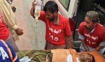 Pakistan'da silahlı saldırı: 4 ölü !