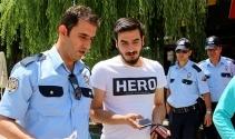 Erzurum'da ikinci 'Hero' tişörtü vakası