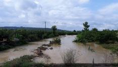Sakaryada tarım arazileri sular altında kaldı