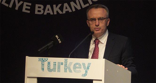 Maliye Bakanı Ağbal: Yüzde 5 civarında bir büyümeyi rahatlıkla sağlayacağız